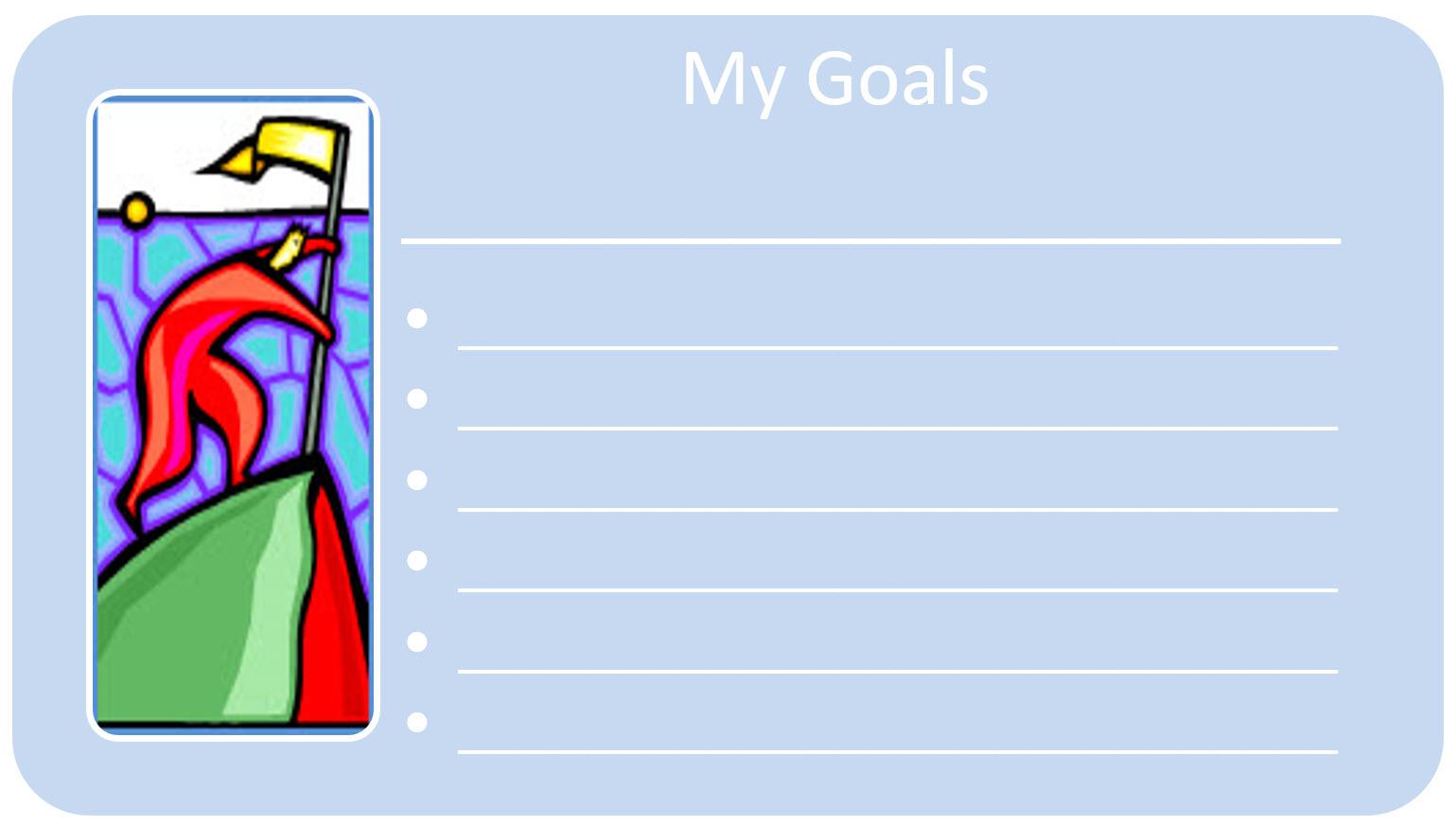goal tracker adventures in wisdom
